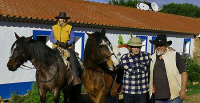 reiten portugal algave trail